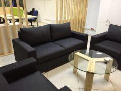 Диван в офис. Выбираем качественный диван в Алматы.