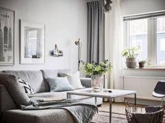 Как увеличить пространство комнаты, если купить диван