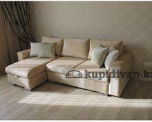 Угловой диван Омега. Популярные размеры